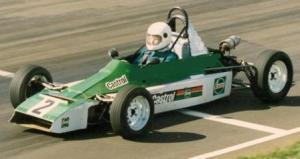 John in Formula Ford