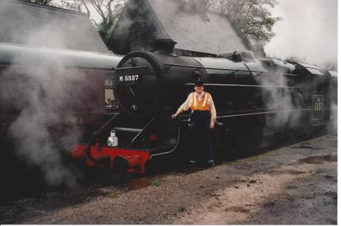 Black 5 M5337